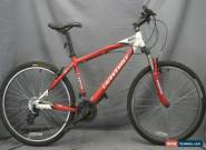 "Cannondale Mountain Bike Ripon College Redhawks 17"" Medium MTB Hardtail Charity! for Sale"