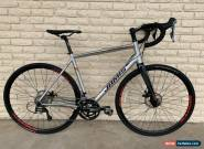Jamis Ventura Race 2018 56 Brushed Aluminum Demo Bike for Sale
