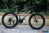 "Classic ramtin bike 26""  BLACK  Bicycle Mountain Cruiser Bike 21 Speed  not fat folding  for Sale"