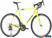 USED 2017 Trek Boone Race Shop Limited 58cm Carbon Cyclocross Bike Ultegra 11 Sp for Sale