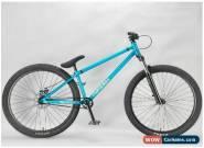 MAFIABIKES Blackjack D Teal (without front brake) 26 inch Wheelie / Jump Bike for Sale