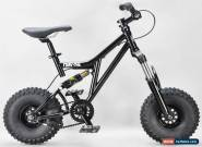 Mini Rig Down hill BMX bike BLACK RKR select wheel and grip colour for Sale