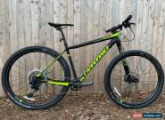 2018 Cannondale F-Si FSI Hi-Mod Carbon 1 - SRAM Eagle DT Swiss - 29er - XL - NEW for Sale