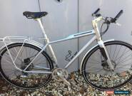 Giant City Speed RS Flat Bar Road Bike.  Commuter, Hybrid, Touring, 105, Disc for Sale