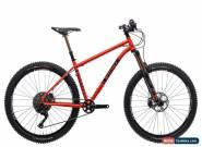 "2017 Ritchey Timberwolf Mountain Bike 17in  27.5"" Steel Shimano XT Fox Stan's for Sale"