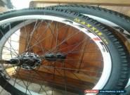 Wheels....Mountain Bike.Shimano Maxxis for Sale