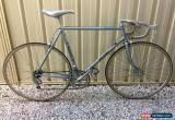 Classic National Aero II Aeroprofile Road Bike 57cm Silver Shimano 600 Aero for Sale