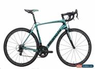 2017 Bianchi Infinito CV Road Bike 55cm Medium Carbon Campagnolo Chorus 11s FSA for Sale