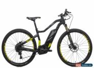 "2018 Haibike SDURO Hardseven Carbon 8.0 Mountain E-Bike Small 27.5"" Alloy Bosch for Sale"
