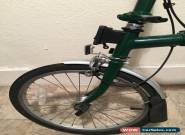brompton folding bike M6L Use Shipping To Worldwide Available for Sale