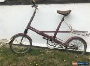 Vintage 1964 Moulton Standard for Sale