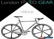 "London FIXED GEAR ""Veloce 6Spokes"" Aluminium Fixie for Sale"