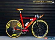Mario Cipollini 1999 Tour De France Cannondale Saeco Cad3 Time Trial Bike Caad 3 for Sale