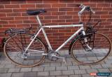 Classic bike touring expedition 55c Peugeot Prestige Columbus Cromor OR Shimano 400CX for Sale