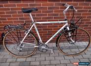 bike touring expedition 55c Peugeot Prestige Columbus Cromor OR Shimano 400CX for Sale