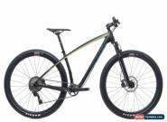 "2017 Niner Air 9 RDO 2-Star SLX Mountain Bike Medium 29"" Carbon Shimano RockShox for Sale"