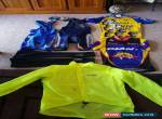 Bicycle racing gear.  for Sale