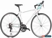 USED 2014 Bianchi Via Nirone 7 50cm Aluminum Road Bike Shimano Sora 2x9 White for Sale