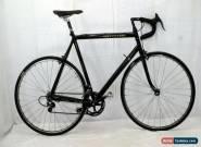 Cannondale Black Lightning Road Bike L 57cm 700c Suntour Sprint 9000 USA Cahrity for Sale