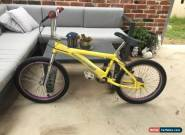 1999 25th anniversary mongoose pro expert for Sale