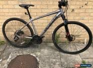 Specialized Crosstrail Sport Disc Hybrid Bike Medium  for Sale