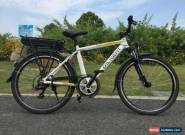 DILIGENT ELECTRIC MOUNTAIN BIKE 36v10Ah 7 Gear shimano WHITE UK STOCK 04 for Sale