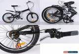 Classic FOLDABLE BICYCLE 20 INCH - NEW DESIGN - SPECIAL OFFER for Sale