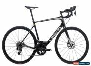 2018 Specialized S-Works Roubaix eTap Road Bike 58cm Large Carbon SRAM 11 Speed for Sale