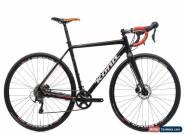 2016 Kona Major Jake Cycloross Bike 53cm Carbon Shimano Ultegra 1x11 Stans for Sale