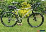 Classic MOOTS X YBB 29er size 56cm Titanium MTB/Gravel bike for Sale