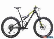 2017 Specialized Rhyme FSR Pro 6Fattie Mountain Bike Large SRAM X01 Eagle for Sale