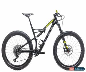 Classic 2017 Specialized Rhyme FSR Pro 6Fattie Mountain Bike Large SRAM X01 Eagle for Sale
