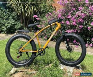 Classic Mammoth FAT TYRE Mountain BIKE GOLD With Gears Adult Top Seller UK FT03-03 for Sale