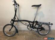 brompton M6R folding bike 6 Speed Use Shipping To Worldwide Available for Sale