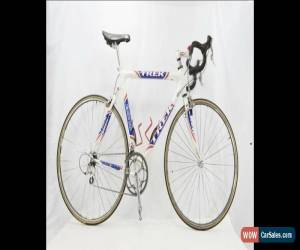 Classic 2001 US Postal Service Pro Cycling Team's Trek OCLV Carbon Road Bike: Raced on! for Sale