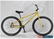MAFIABIKES Blackjack Medusa Gold 26 inch Wheelie Bike for Sale