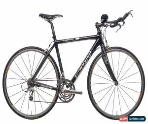 Classic 2005 Scott CR1 Pro Road Bike 52cm Small Carbon Shimano Ultegra Mavic for Sale