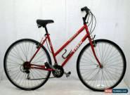 "Trek 700 Multitrack Hybrid Bike L 20"" 700c Shimano Canti Commuter Steel Cahrity! for Sale"