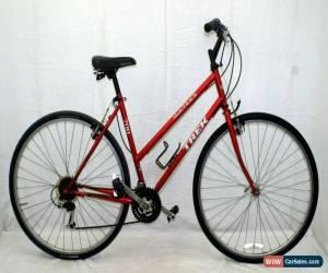 "Classic Trek 700 Multitrack Hybrid Bike L 20"" 700c Shimano Canti Commuter Steel Cahrity! for Sale"