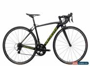 2015 Specialized Tarmac Elite Road Bike 49cm Carbon Shimano 105 Fulcrum Racing for Sale