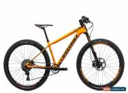 """2016 Cannondale F-Si Carbon 2 Mountain Bike Small 27.5"""" Carbon SRAM X01 Shimano for Sale"""