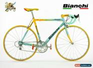 Marco Pantani Bianchi 1998 A3 poster Campagnolo Record Super C for Sale