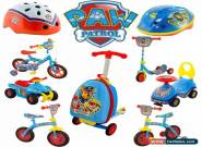 Paw Patrol Childrens Bike, Ride on, Quad, Scooter, Scootcase, helmet and more! for Sale