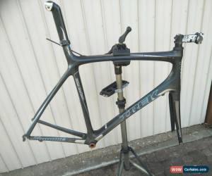 Classic TREK Madone CARBON bike frame/fork. for Sale