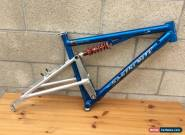 SANTA CRUZ HECKLER  MEDIUM MOUNTAIN BIKE FRAME IN GREAT CONDITION for Sale