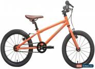 Cleary Bikes Hedgehog 16 Single Speed Complete Bike Very Orange for Sale
