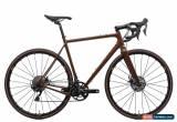 Classic 2018 Open U.P. Classic Gravel Bike Large Carbon Ultegra RX800 11s Zipp Mavic for Sale