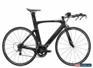 2012 Wilier Triestina Blade Triathlon Bike Medium Carbon Ultegra 6700 10s Quarq for Sale