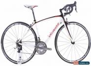 USED 2011 Specialized Amira Expert 51cm Carbon Road Bike Shimano Ultegra 2x10 Sp for Sale