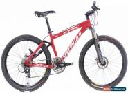 "USED 2003 Specialized Epic Disk 16"" Aluminum Full Suspension Mountain Bike Red for Sale"